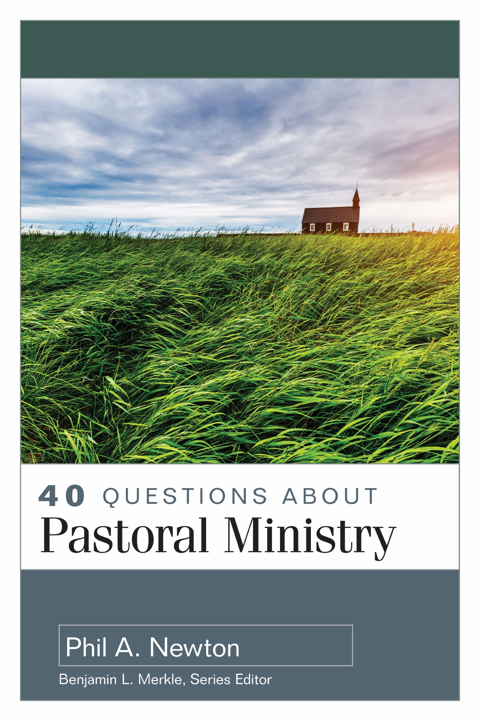 40 Questions about Pastoral Ministry