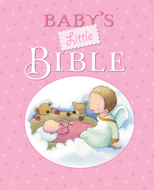 Baby's Little Bible, Pink Edition