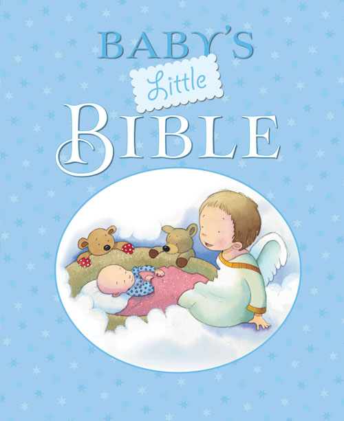 Baby's Little Bible, Blue Edition