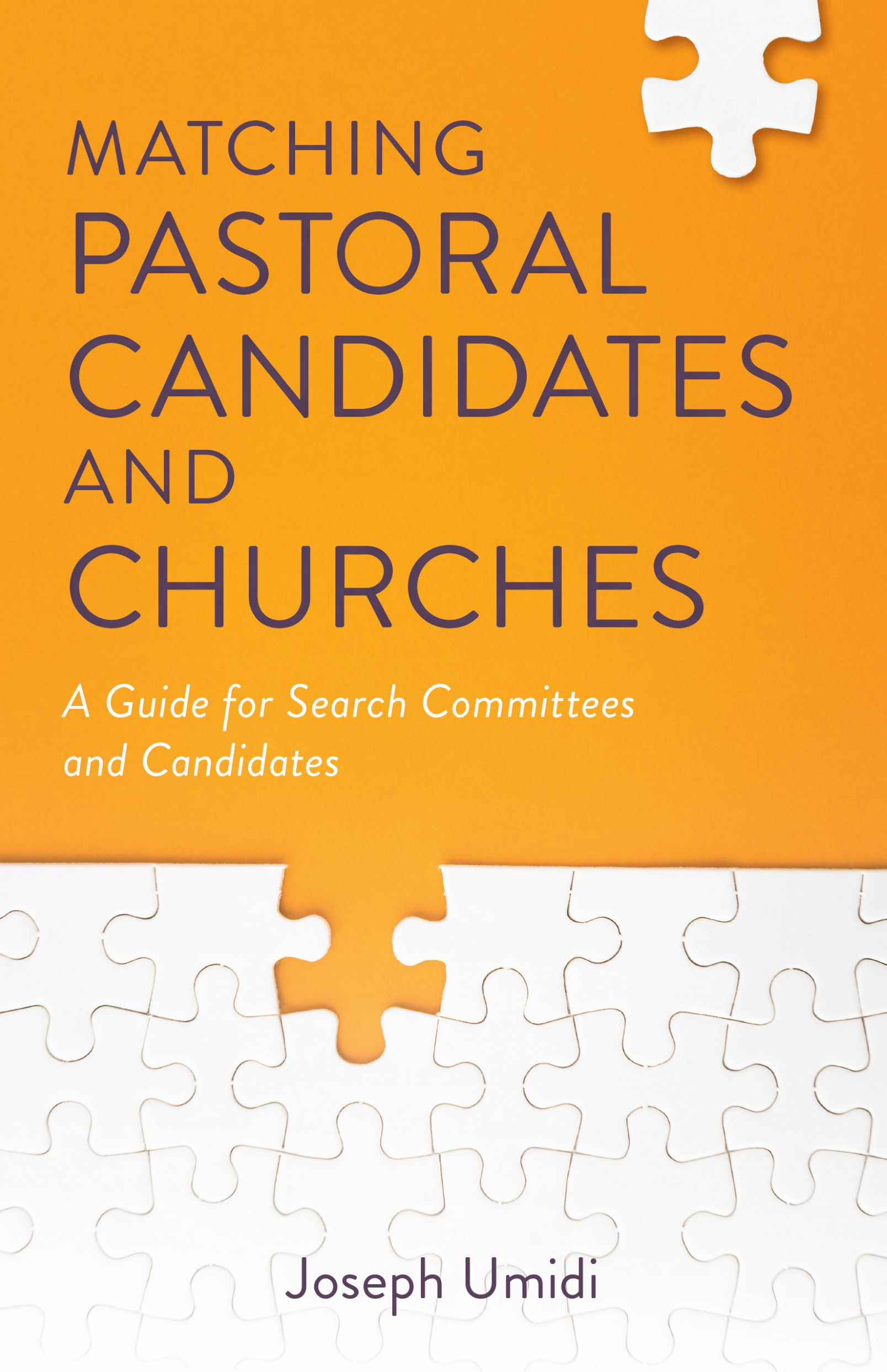 Matching Pastoral Candidates and Churches