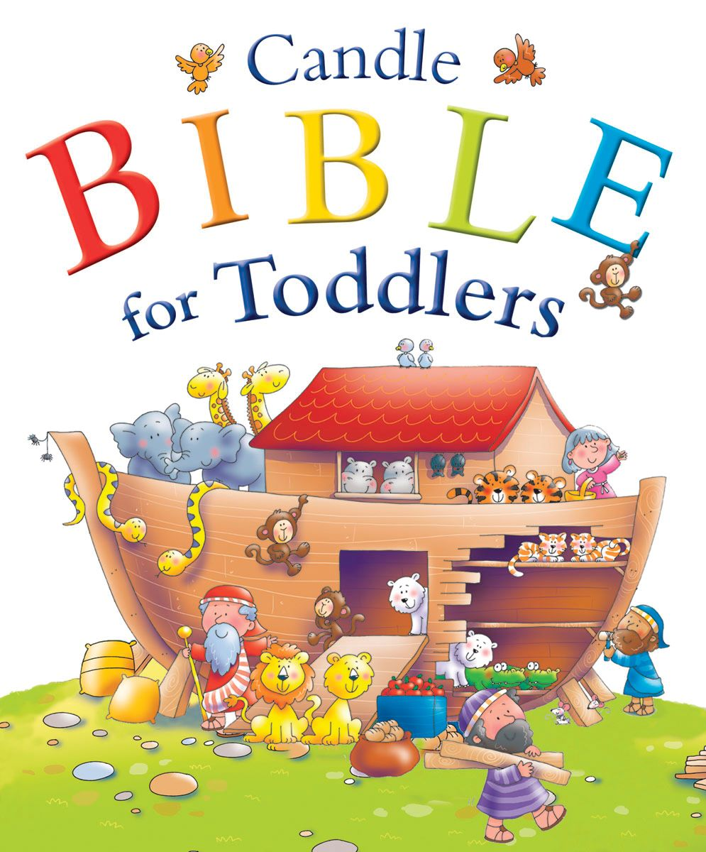 Candle Bible for Toddlers