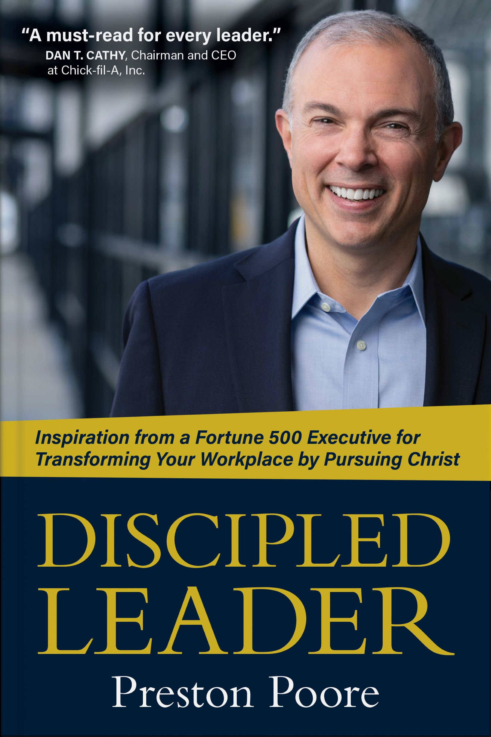 Discipled Leader