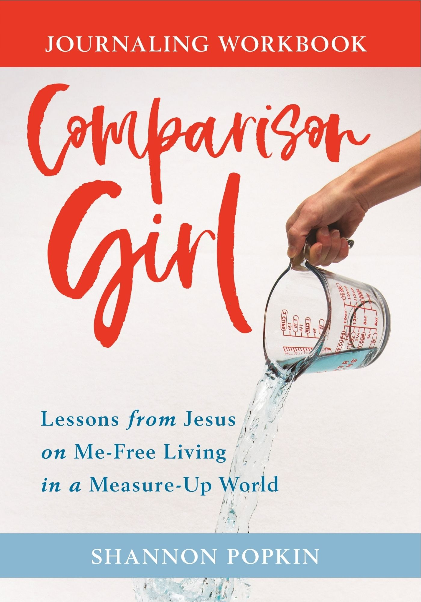 Comparison Girl Journaling Workbook