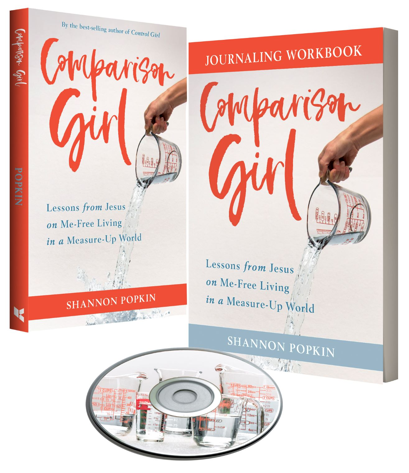 Comparison Girl Bible Study Leader's Kit