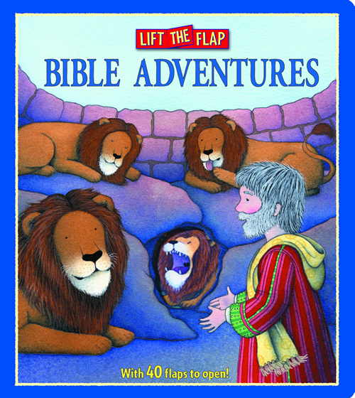 Bible Adventures: Lift-the-Flap