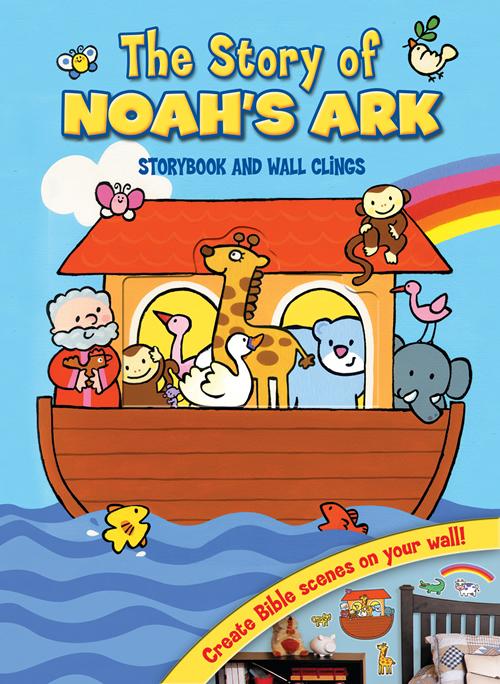 The Story of Noah's Ark: Wall Clings