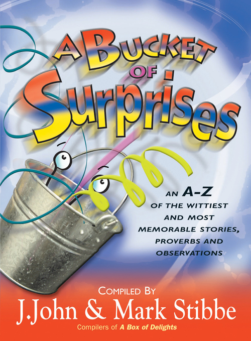 A Bucket of Surprises