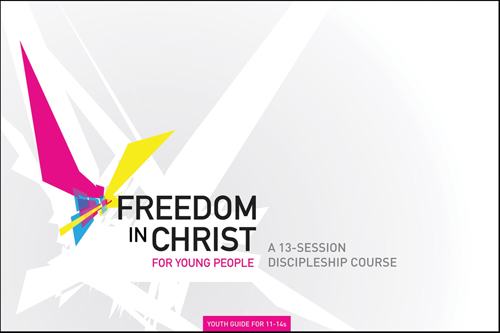 Freedom in Christ for Young People Workbook 11-14, 5 Pack