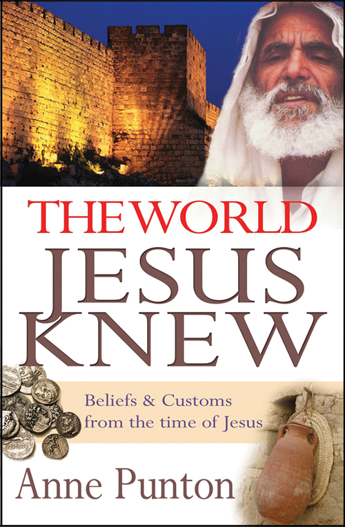 The World Jesus Knew