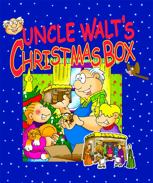 Uncle Walt's Christmas Box