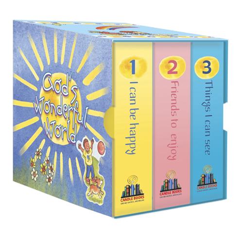 God's Wonderful World, 3-Volume Set
