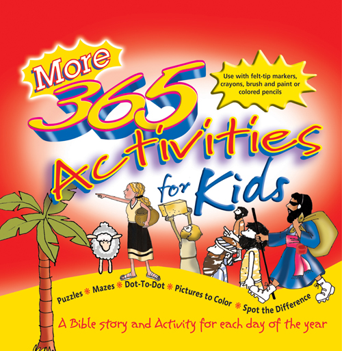 More 365 Activities for Kids