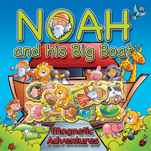 Noah and His Big Boat