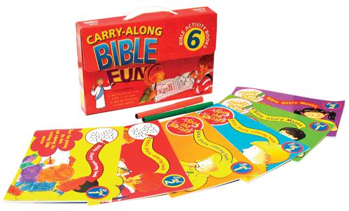 Carry Along Bible Activities