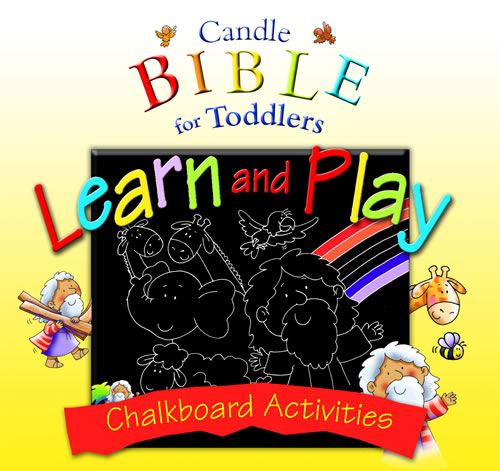 Candle Bible for Toddlers Learn and Play