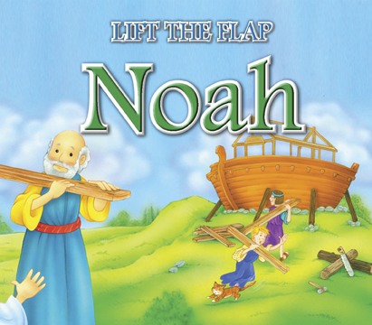 Lift the Flap Noah
