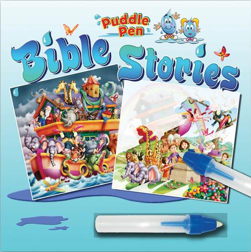 Puddle Pen Bible Stories