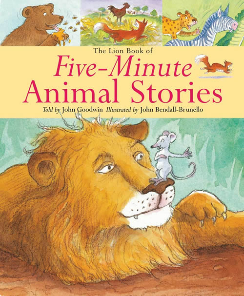 The Lion Book of Five-Minute Animal Stories