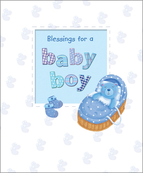 Blessings for a Baby Boy