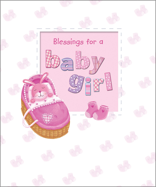 Blessings for a Baby Girl