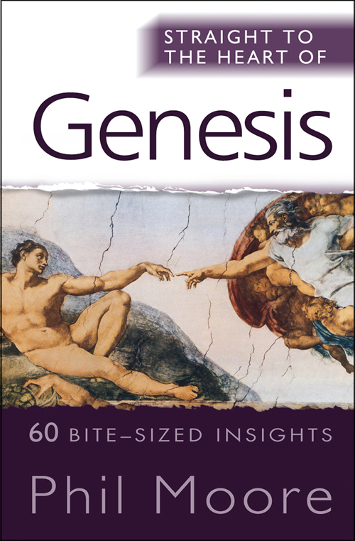 Straight to the Heart of Genesis