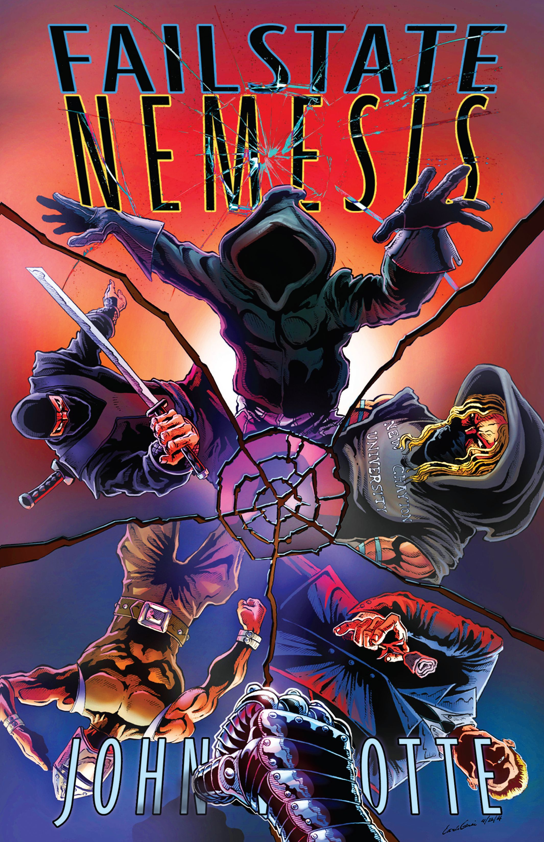 Failstate: Nemesis