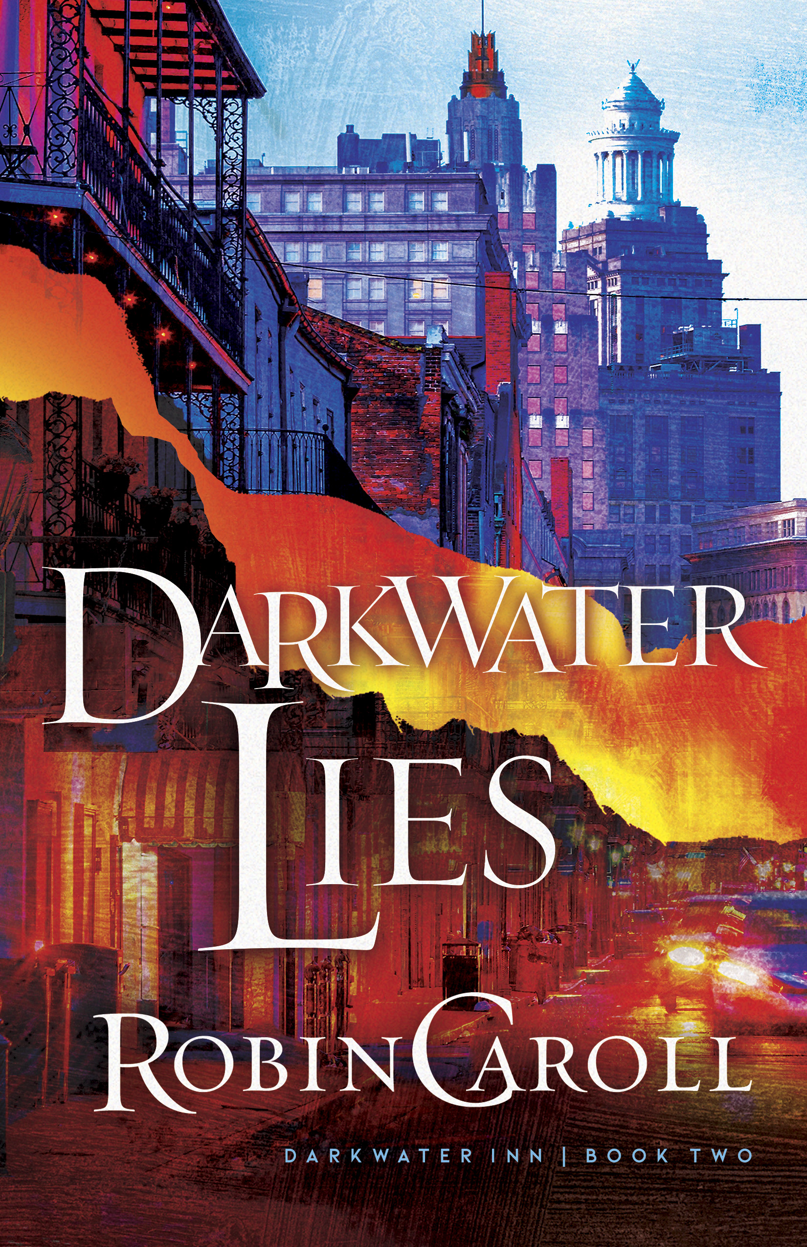 Darkwater Lies