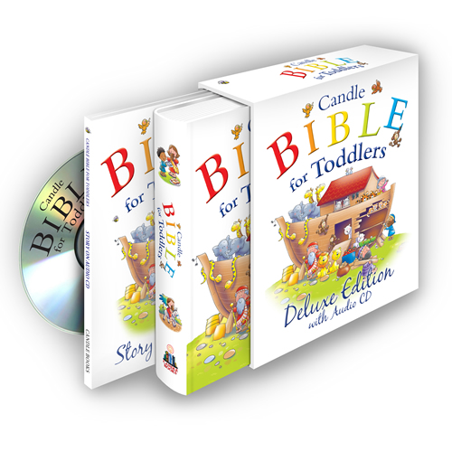Candle Bible for Toddlers, Deluxe Edition