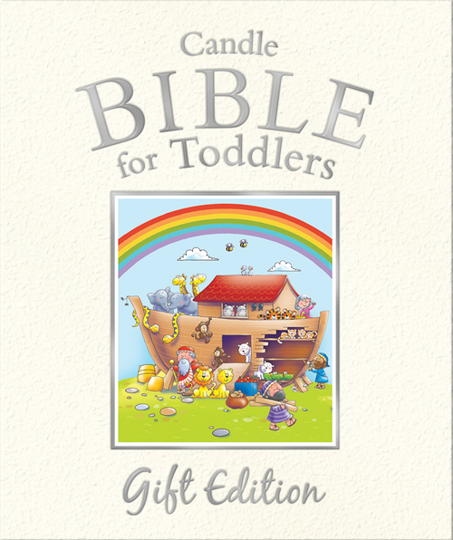 Candle Bible for Toddlers, Gift Edition