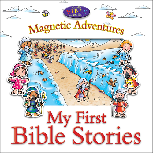 My First Bible Stories--Magnetic Adventures