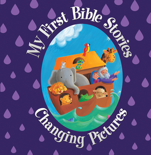My First Bible Stories - Changing Pictures