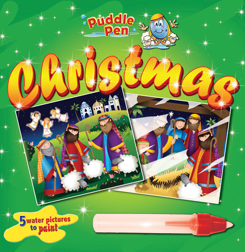 Puddle Pen Christmas