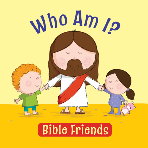Who Am I?--Bible Friends