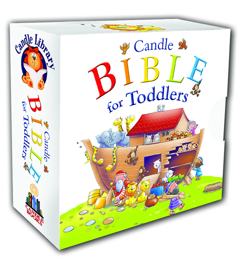 Candle Library-Candle Bible for Toddlers