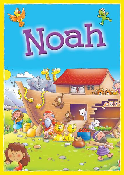 Noah--Activity Pack