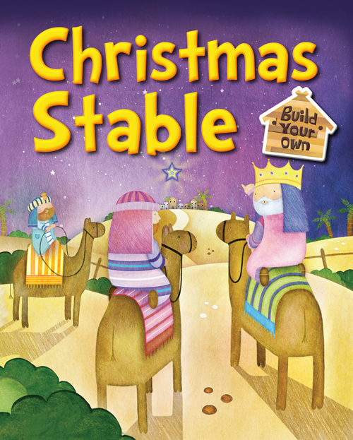 Build Your Own Christmas Stable