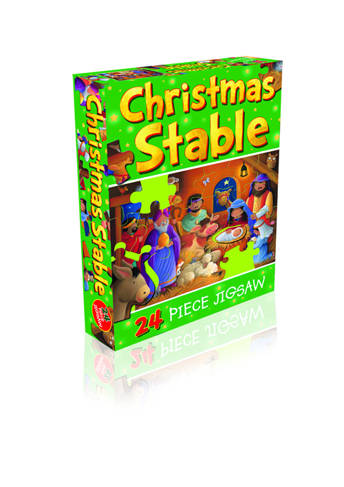 Christmas Stable Jigsaw