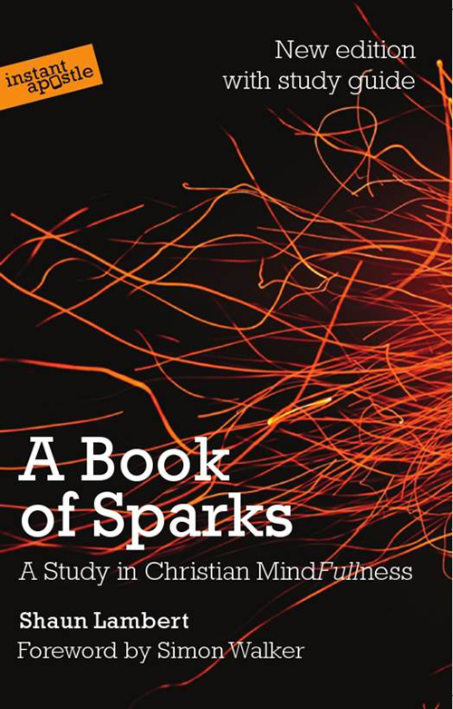 A Book of Sparks