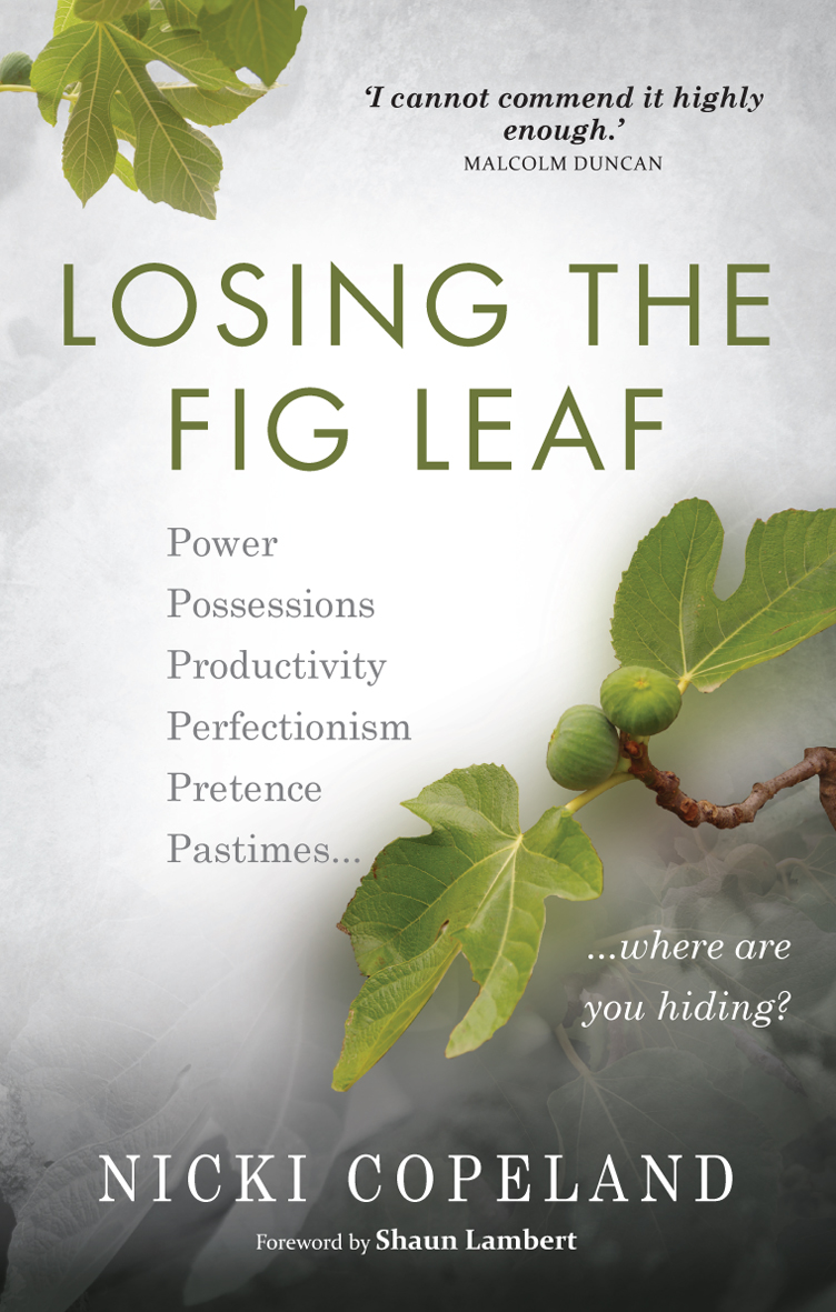 Losing the Fig Leaf