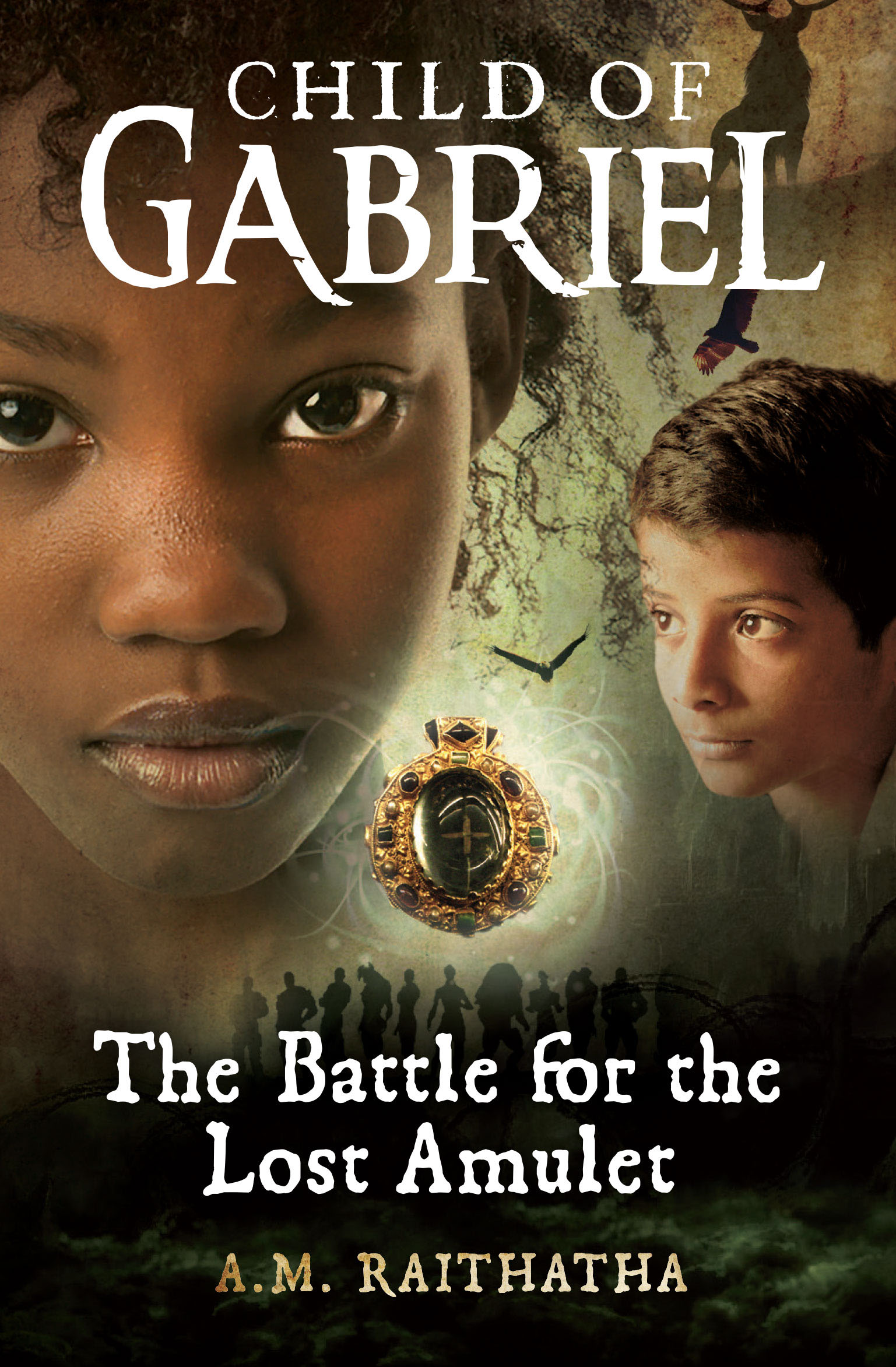 The Battle for the Lost Amulet