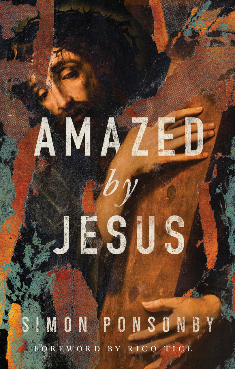 Amazed by Jesus