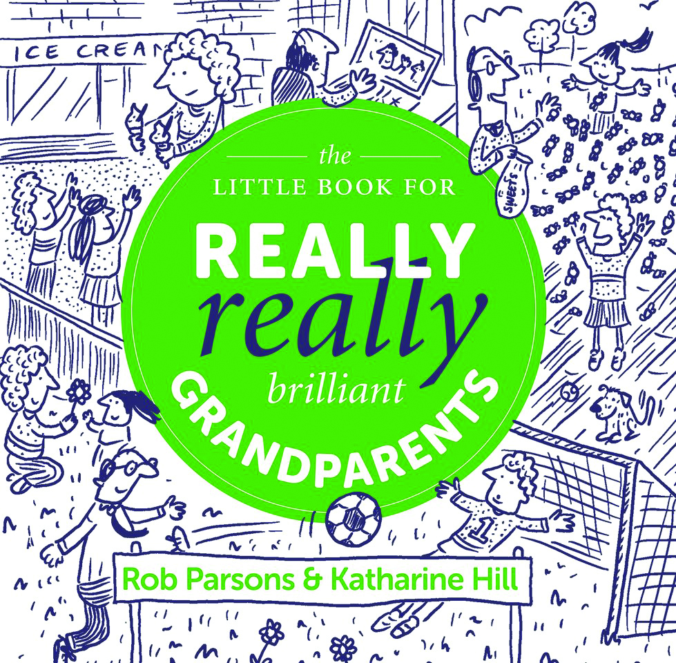 The Little Book for Really Really Brilliant Grandparents