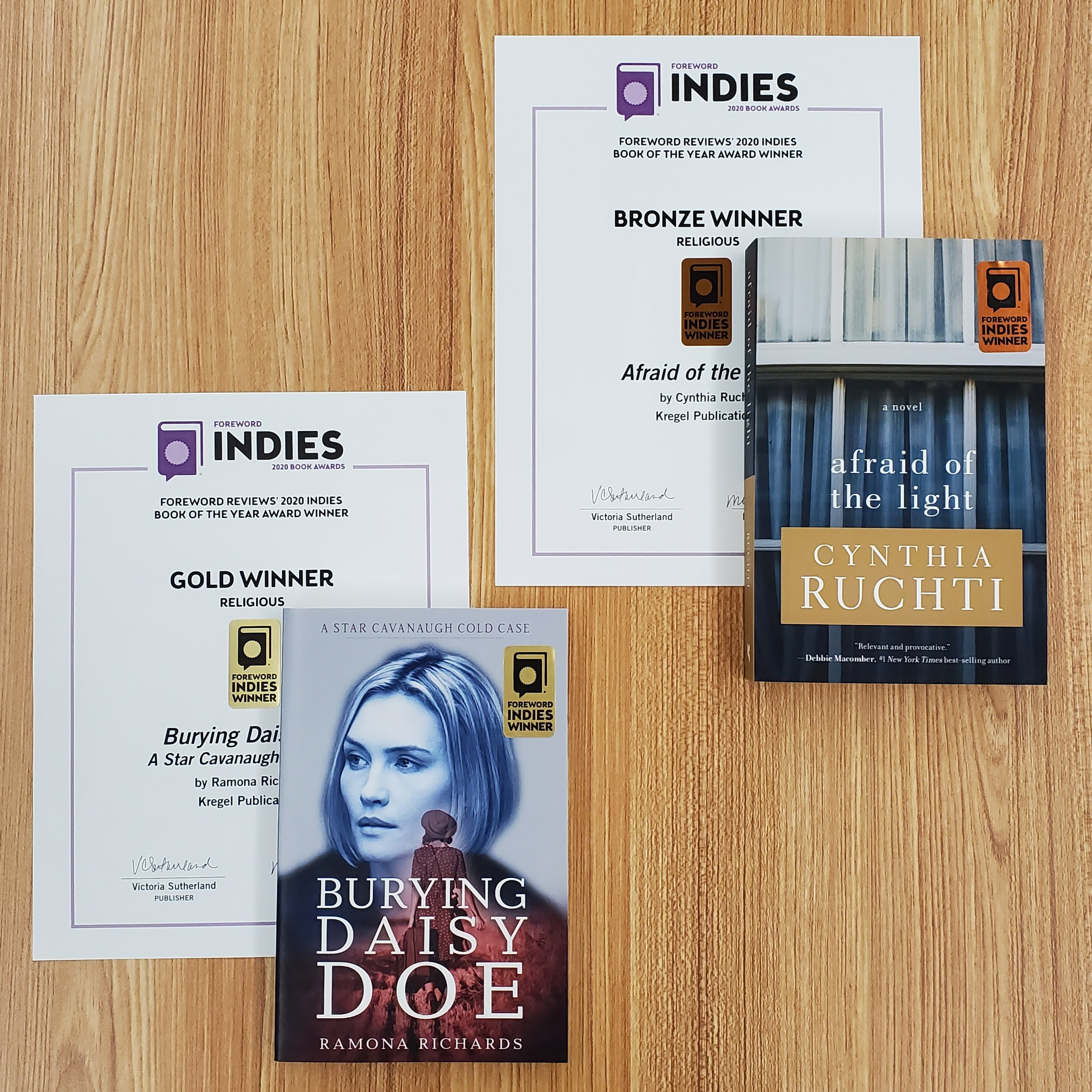 two-kregel-titles-selected-in-the-2020-foreword-indies-awards